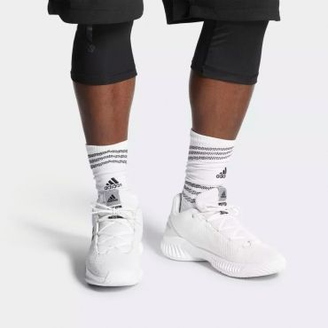 wholesale dealer ac0a5 30d90 adidas Pro Bounce 2018 Low Basketball Shoes