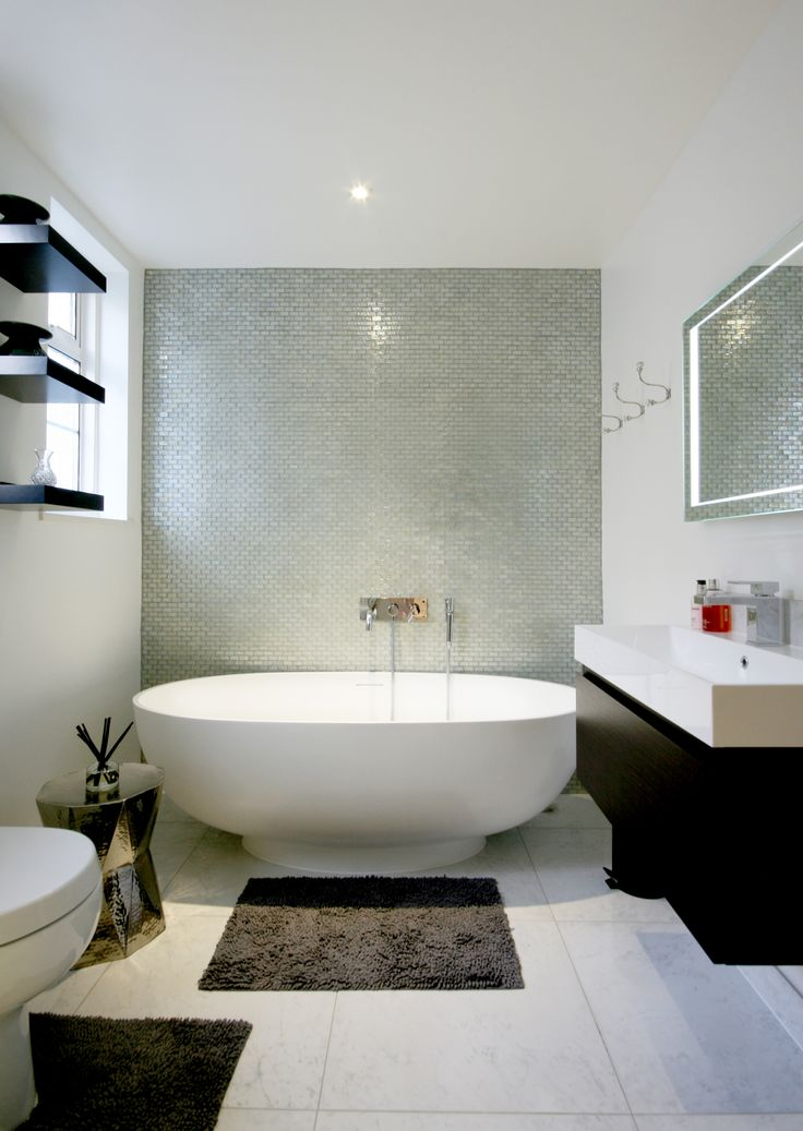 #Bathroom, #Modern