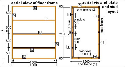 wendy house plans