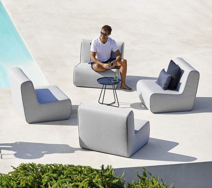 Outdoor Furniture, Foam Outdoor Furniture