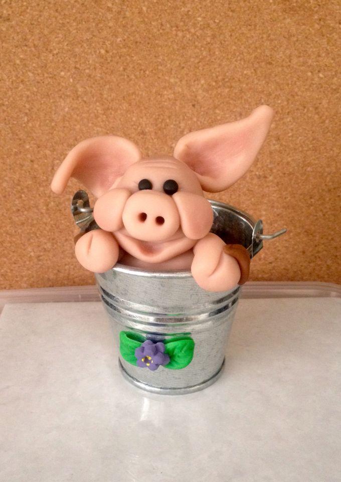 Pig in mud !!