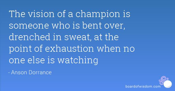 The Best Sports Quotes - 11 to 20