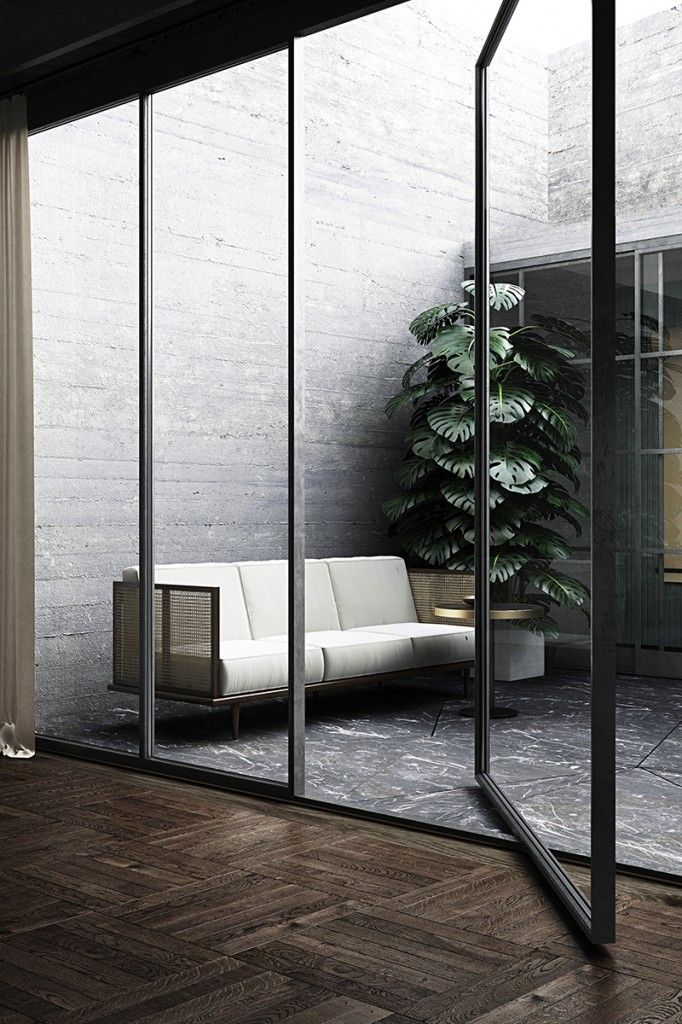 katty schiebeck interiorismo / apartamento portaferrissa en barri gòtic, barcelona