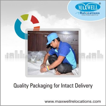 Experts of Maxwell Relocations wrap all belongings to keep them safe against any kind of damage or scratch so you find everything intact and unbroken. http://www.maxwellrelocations.com/ #packersandmovers #maxwellrelocations