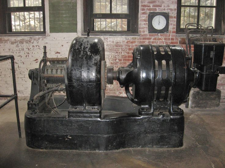 35 best images about biltmore mansion sub basement on for What is found in a generator and motor