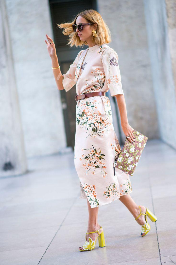 ROSE & IVY Journal Ten Floral Dresses for Sunny Days