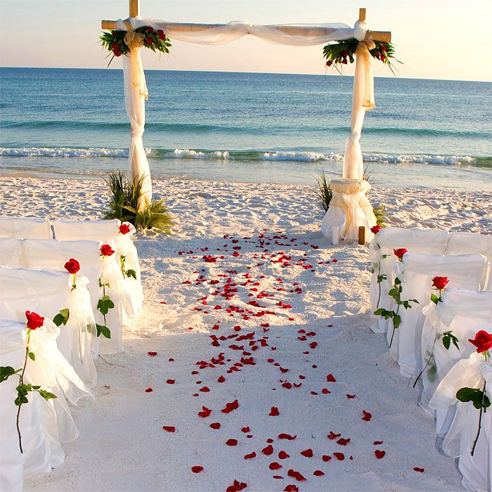 Beach Wedding Packages All Inclusive