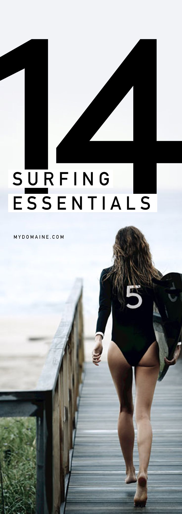 Surfing essentials