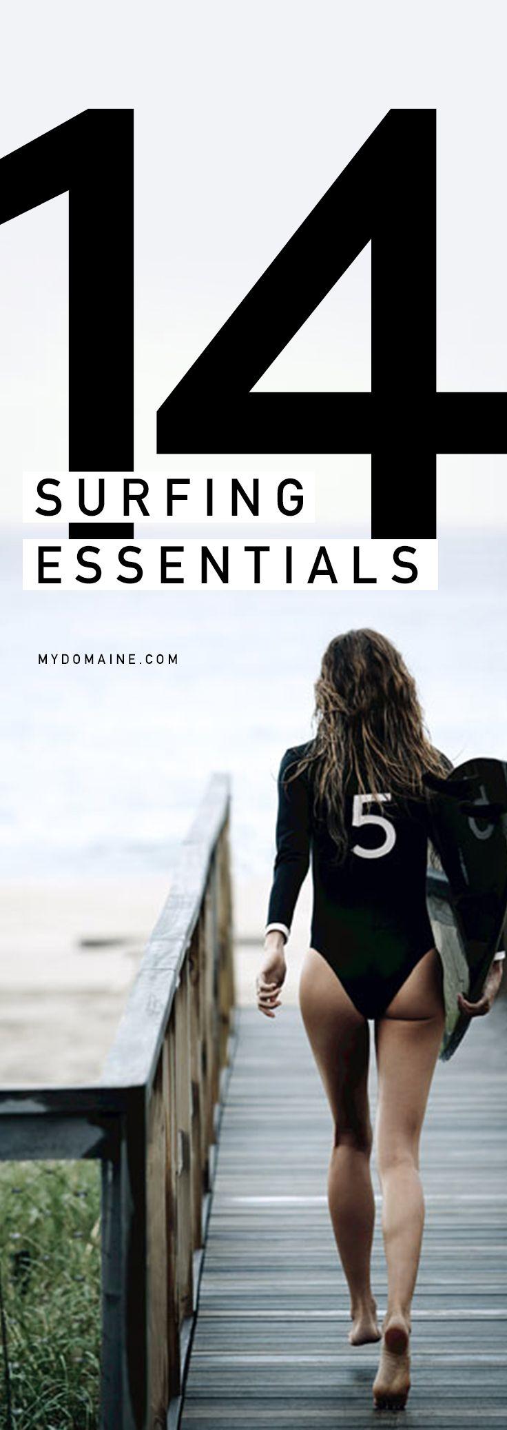 Surfing essentials