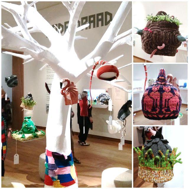 Miss Minoes :: blog: Breien! in Fries Museum - Knitting! Exhibition