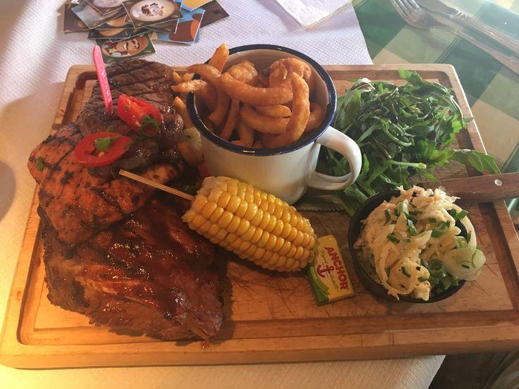 Cowboy Feast - Smith & Western, Blindley Heath