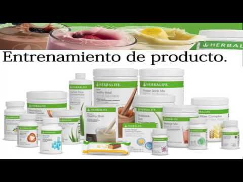 Beneficios de los productos de Herbalife 2016 - YouTube