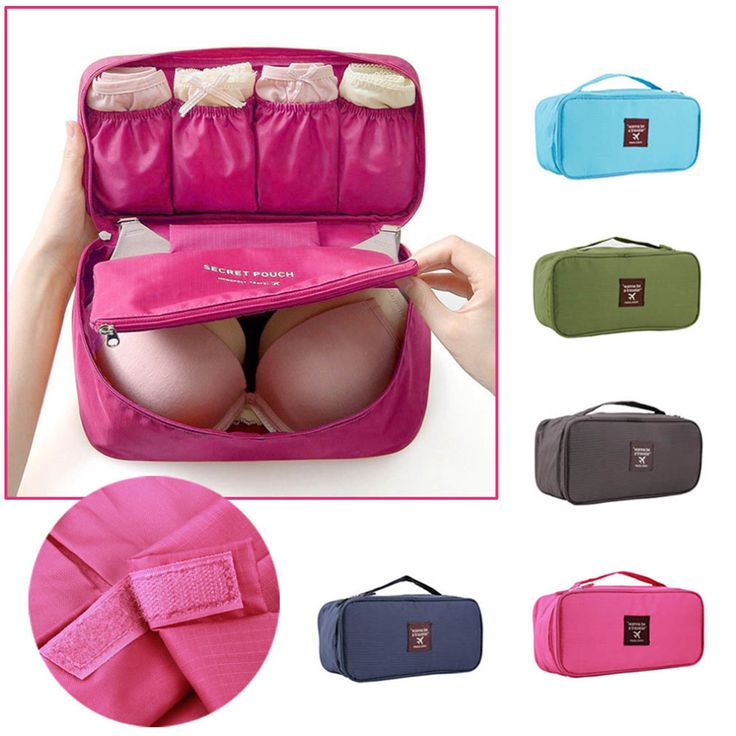 Mulheres curso da menina maquiagem cosméticos lavagem de armazenamento de Underwear Bra Bag 01 em Bolsas para Remédios & Capas de Bagagem & Bags no AliExpress.com | Alibaba Group