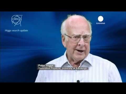 El CERN confirma la existencia del boson de Higgs