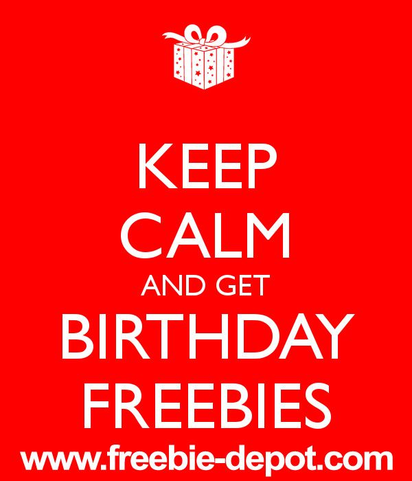 Best 25+ Free Birthday Ideas On Pinterest