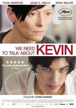 """We Need To Talk About Kevin"" de Lynne Ramsay  Ezra Miller  Tilda Swinton Un film fascinant, sombre, une relation complexe entre une mère et son fils.  Ezra Miller une révélation, il joue Kevin a son adolescence.  TOP"