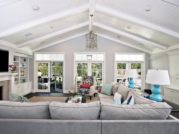 1000 Images About Vaulted Ceiling Ideas On Pinterest