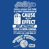 Wibbly Wobbly Time-y Wimey Stuff: If you only ever watch one episode make it Bli