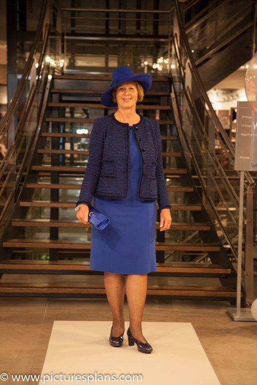 Mode show 10 september 2014 met Speksnijder Bruidsmode www.bruidscollectie.nl
