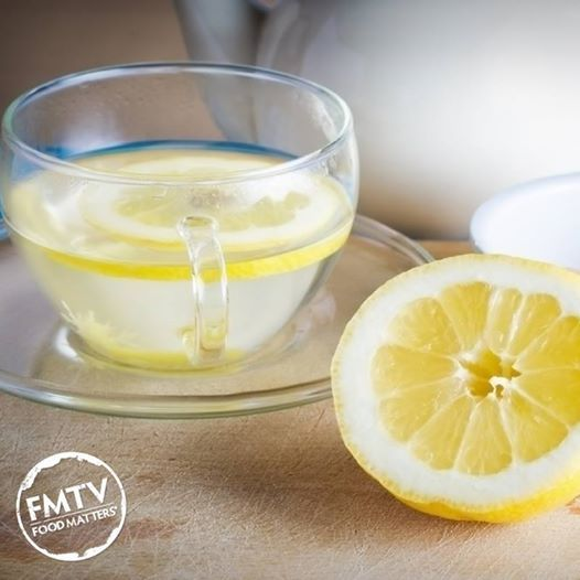 Do you drink warm lemon water upon rising?  Warm lemon water is used in many ancient remedies to alleviate digestive distress, support liver detoxification, normalize digestive juices, and reduce intestinal bloating. It activates the liver to release toxins and helps to cleanse and move any roughage that stays behind in the intestines. Mix half of a juiced lemon with eight ounces of warm water. Give it a go over the next week and let us know how you feel!   www.FMTV.com #FMTV #foodmatters