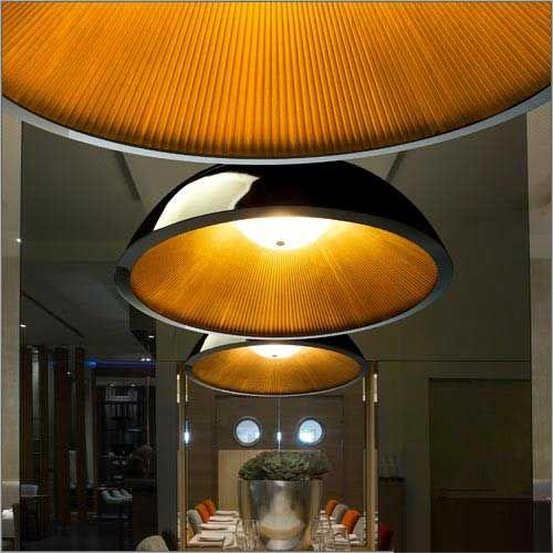 Grok Umbrella Black Energy Saving Ceiling Light 00-2727-AP-05 | Buy Online from KES Lighting