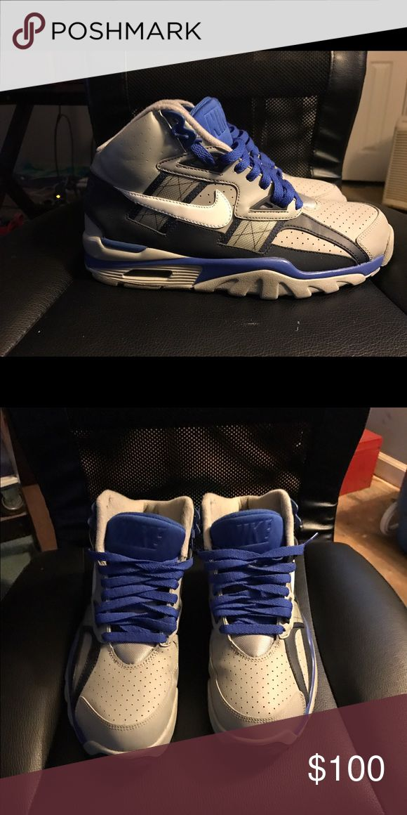 Nike Air Bo Jackson's Size 8.5. 9/10 condition. These kicks have only been worn twice! Very nice & clean! Nike Shoes Sneakers