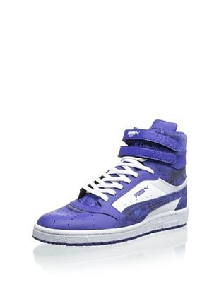 40% OFF PUMA Women's Sky II Fashion Sneaker (Clematis Blue/White)