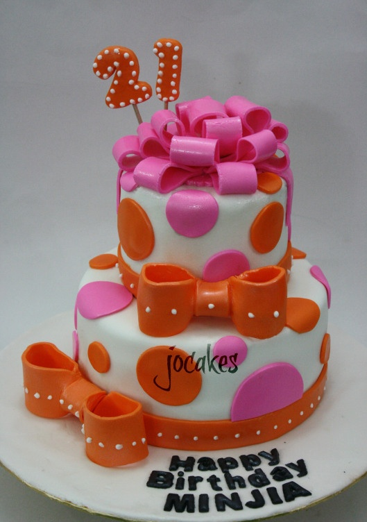 Images Of A Cute Birthday Cake