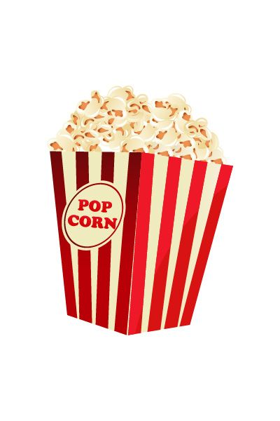 Popcorn Vector Image #hollywood #vector #movie #popcorn http://www.vectorvice.com/hollywood-vector-pack