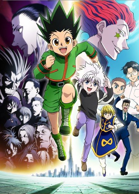 Hunter x Hunter (2011) VOSTFR/VF BLURAY - Animes-Mangas-DDL.com