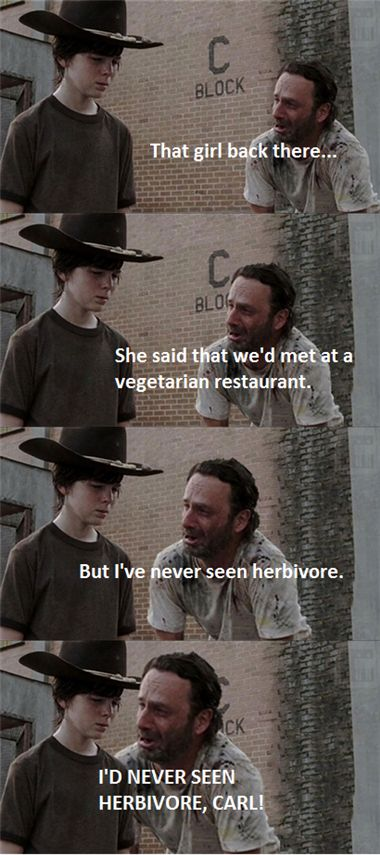 Coral! Coral! 17 Of The Best Walking Dead Memes