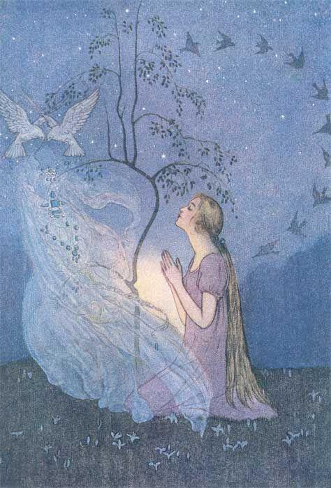 Abbott, Elenore. Grimm's Fairy Tales.