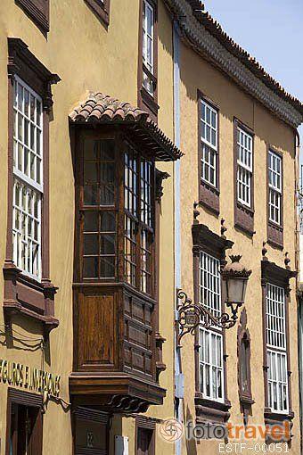 San Cristóbal de La Laguna, Tenerife ,Patrimonio de la Humanidad Spain