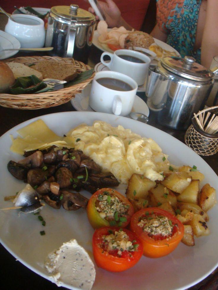 plate breakfast breakfast yum tekor bali bali fruit fruit plate plates ...