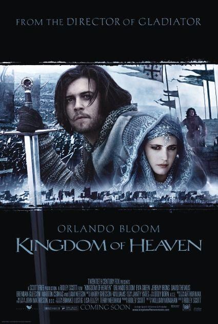 Königreich der Himmel Poster   Königreich der himmel