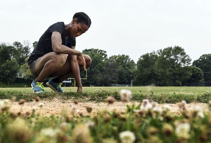 After an Olympic low, Maryland triple-jumper takes a different approach to succeed