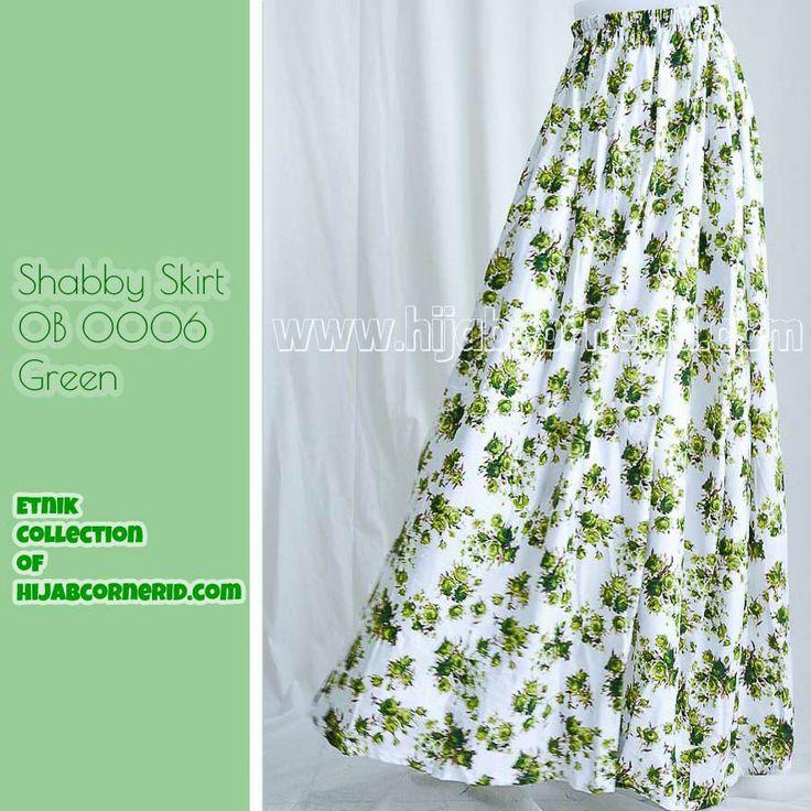 Shabby skirt by hijabcornerid