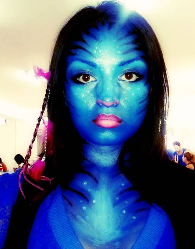 Avatar Make up!