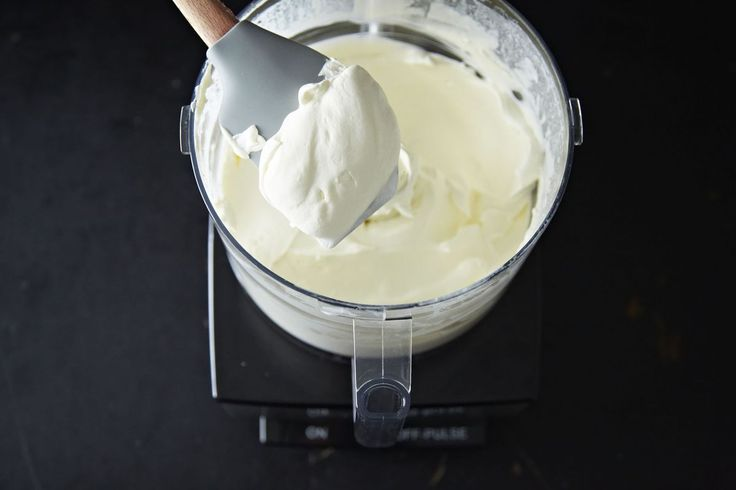 For Thick, Long-Lasting Whipped Cream, Get Out Your Food Processor on Food52