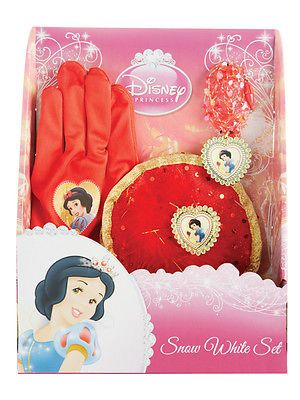 Licensed disney snow white #gloves bag necklace set #fancy #dress costume bn,  View more on the LINK: 	http://www.zeppy.io/product/gb/2/350892109174/