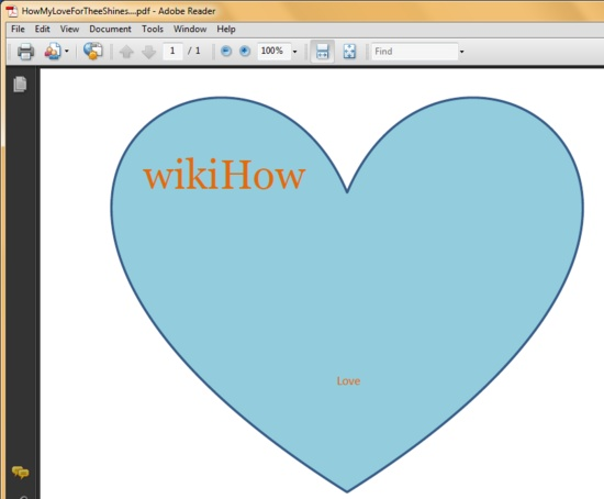 ...Convert a Microsoft Word Document to PDF Format - wikiHow