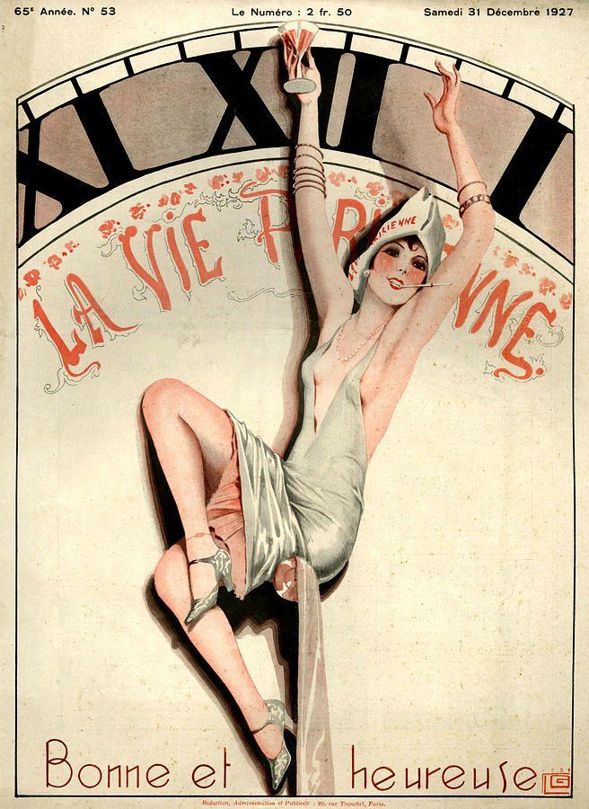 La Vie Parisienne, 1927.