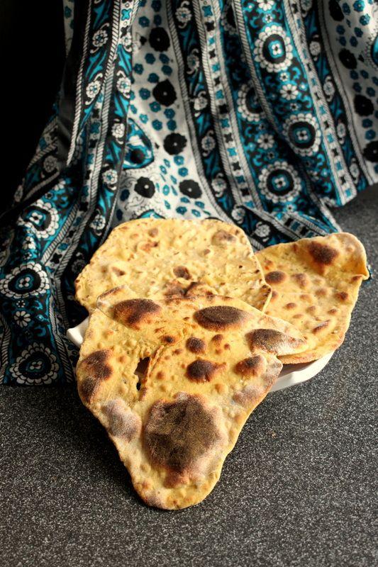 Paratha ~ Indian Flat-bread