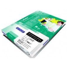 Rayfilm 38 mm x 21,2 mm nyomtatható öntapadós etikett címke A4 méret, 100 íves - Címkék Ft Ár 1,799