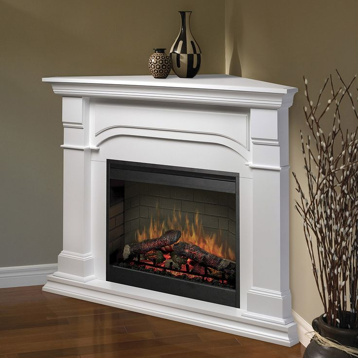best 25 electric fireplace with mantel ideas on pinterest. Black Bedroom Furniture Sets. Home Design Ideas