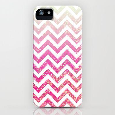 Pixie Dust Chevron iPhone & iPod Case by M Studio - $35.00