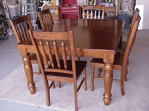 8 best craigslist furniture images on pinterest   dining room