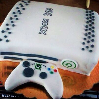 #xbox #cake #gamerlife #fonadntart