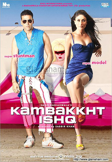 Kambakkht Ishq (2009) Full Movie Watch Online Free HD - http://www.moviezcinema.com/2017/01/kambakkht-ishq-2009.html