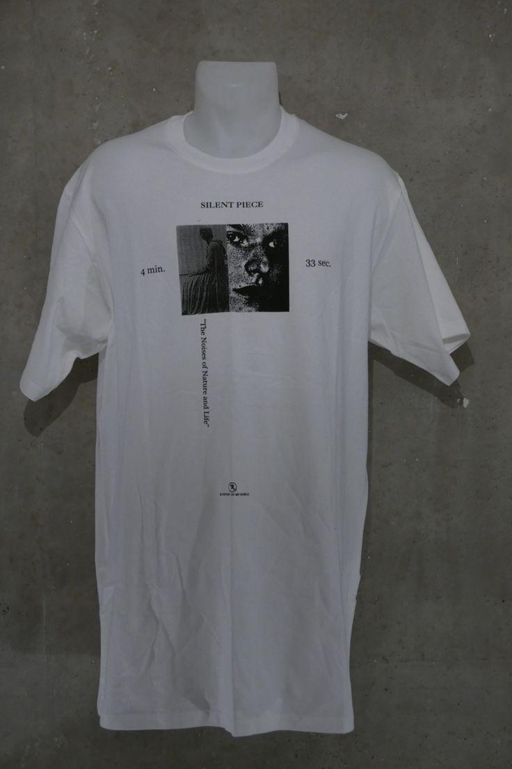 Raf Simons White American T Shirt + P | Size M $270 - Grailed